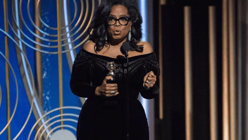 Awards Image - E32: Two Christian Bro's Call BS On Oprah's Golden Globe's Speech