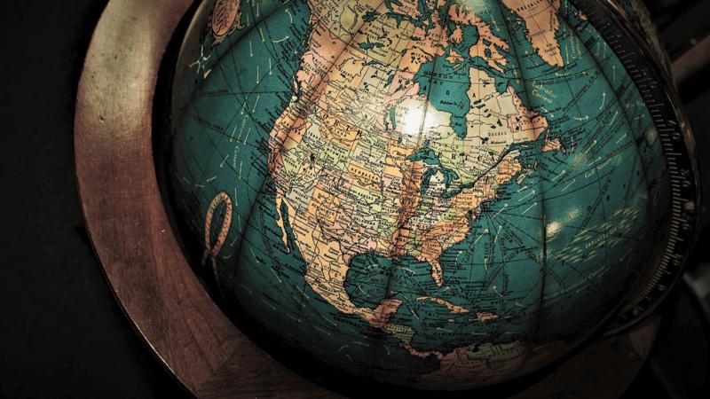 Image World Map - E34: World-Changers