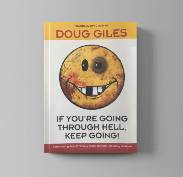 Book: If you´re going through hell Keep Going