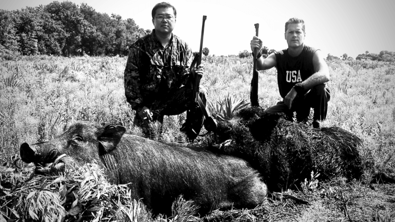 Warriors & Wildmen 1st Annual Wild Boar Hunt
